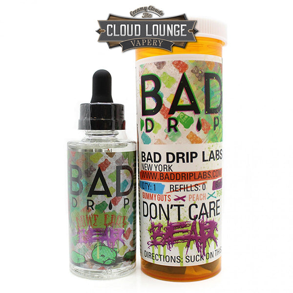 Bad Drip Ejuice Don't Care Bear