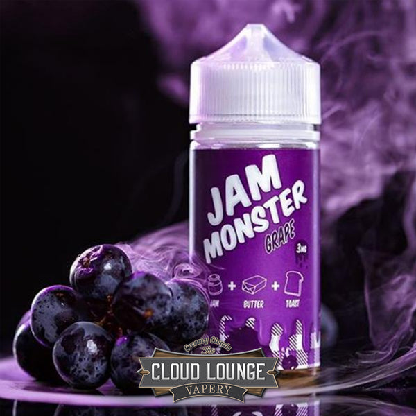 Jam Monster | Grape