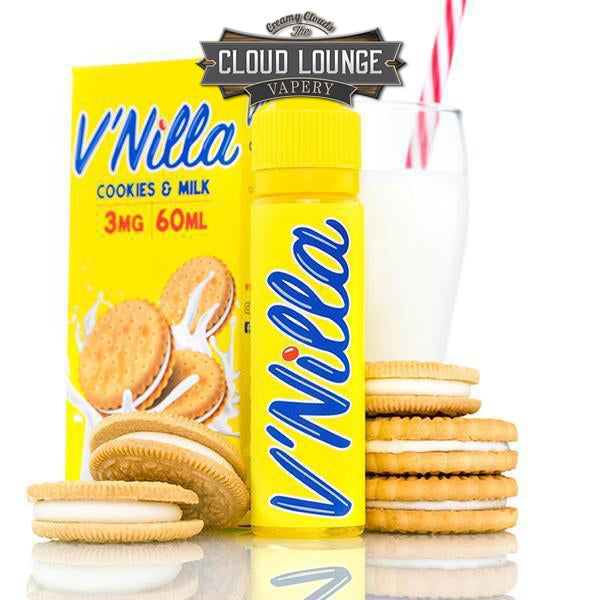 V'nilla | Cookies and Milk