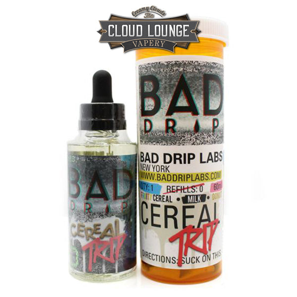 Bad Drip Ejuice Cereal Trip