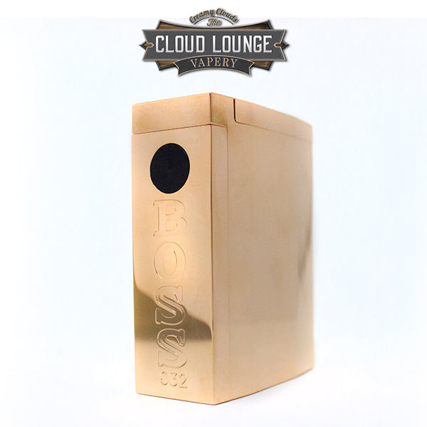 Vaperz Cloud Big Boss VCP Mod