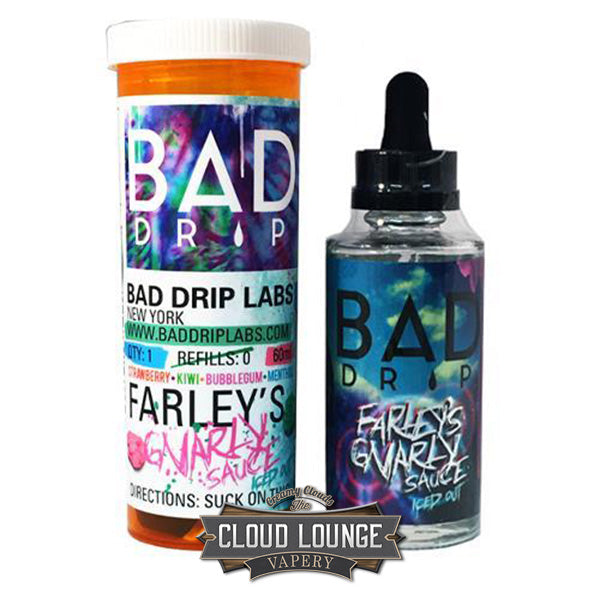 BAD DRIP | Farleys Gnarly Sauce ICE | 3mg