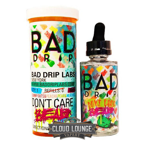 BAD DRIP | Dont Care Bear ICE | 3mg