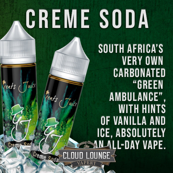 Gents Juice | Creme Soda