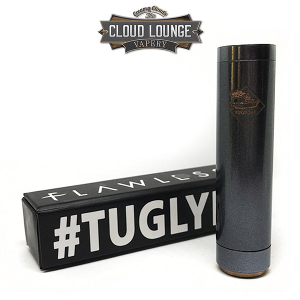 Flawless as Fuck Mech Mod | Tugboat V3 + Tuglyfe 24 RDA
