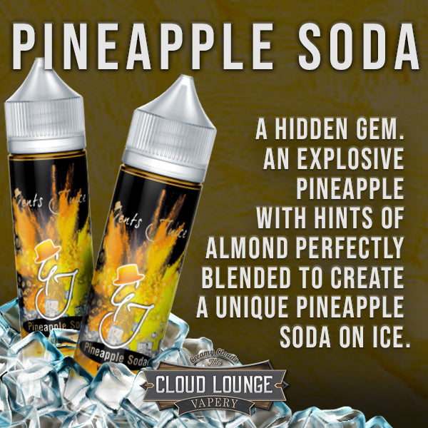 Gents Juice | Pineapple Soda