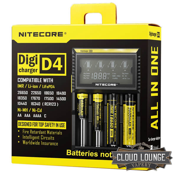 Nitecore Chargers D series