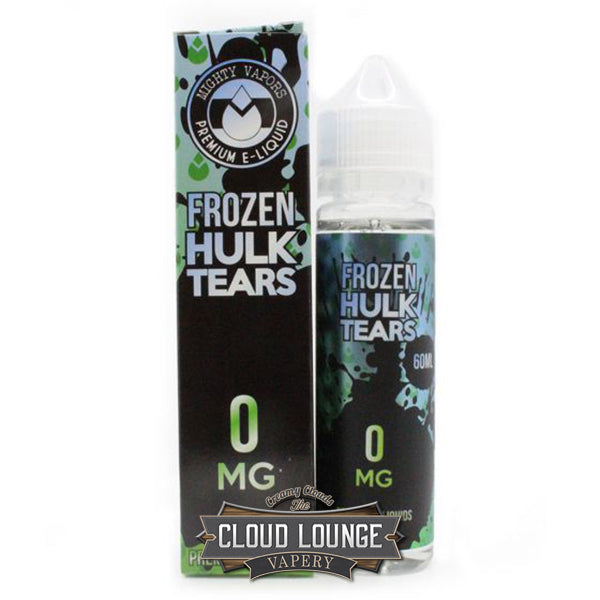 Mighty Vapors | Frozen Hulk Tears