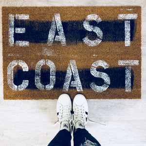 East Coast Door Mat