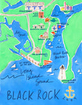 Black Rock, CT - Limited Edition Print