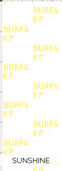 SURFS UP (3 options)