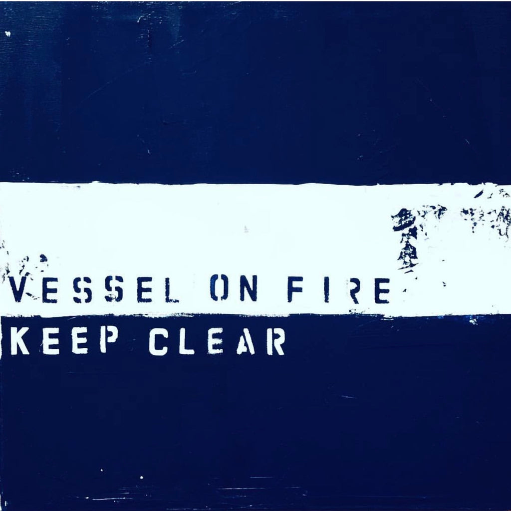 Vessel on Fire