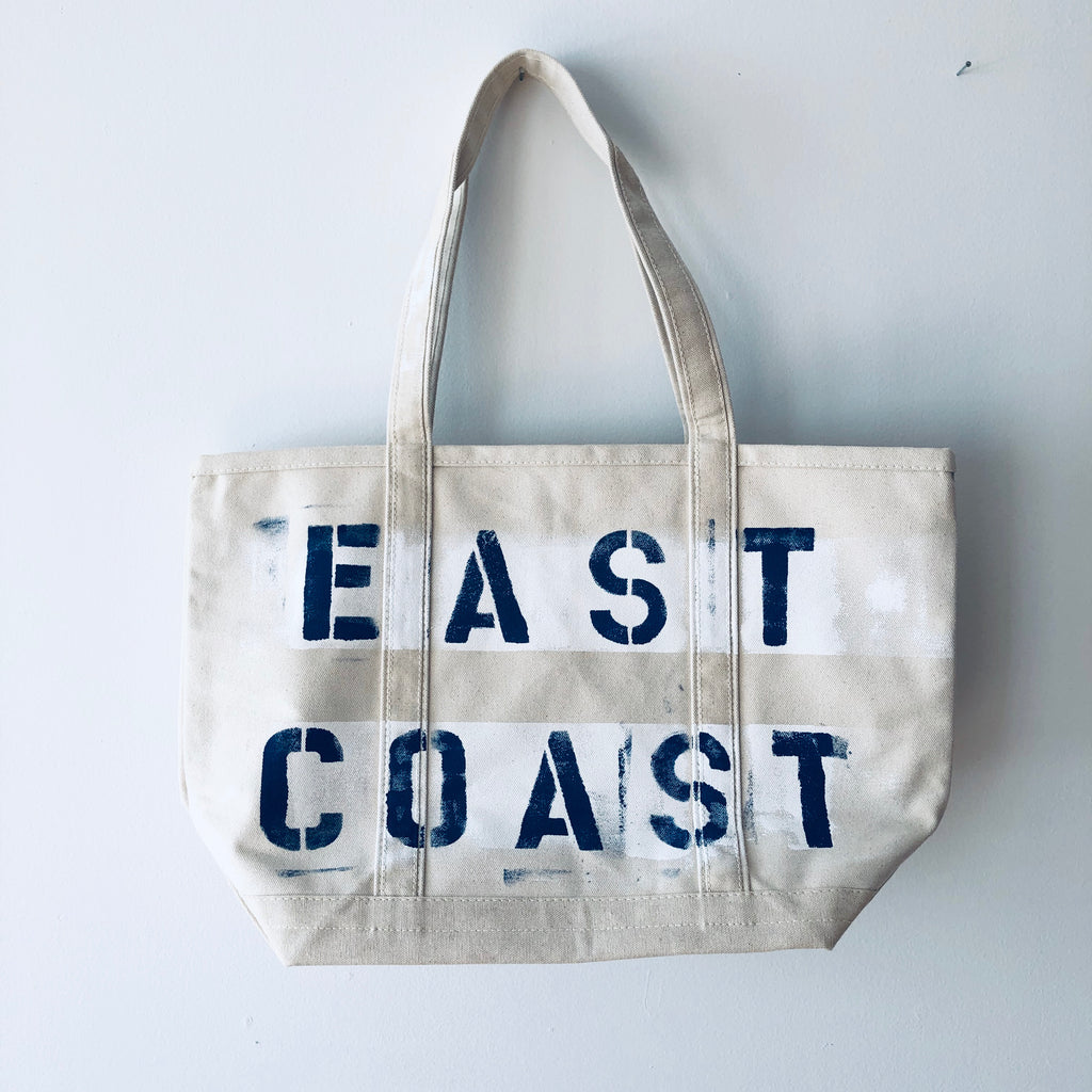 EAST COAST CANVAS BAG