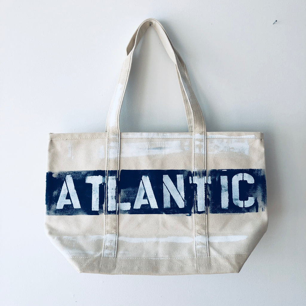 ATLANTIC CANVAS BAG