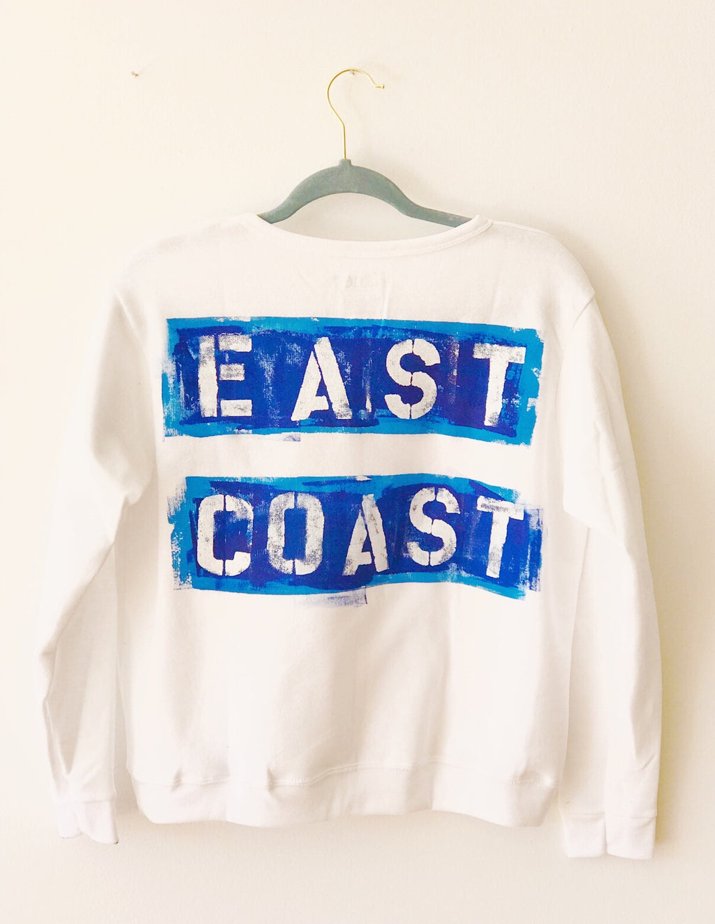 EAST COAST SWEATSHIRT