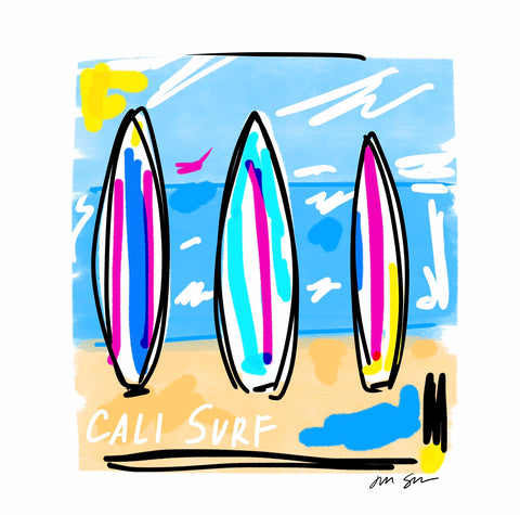 CALI SURFBOARDS