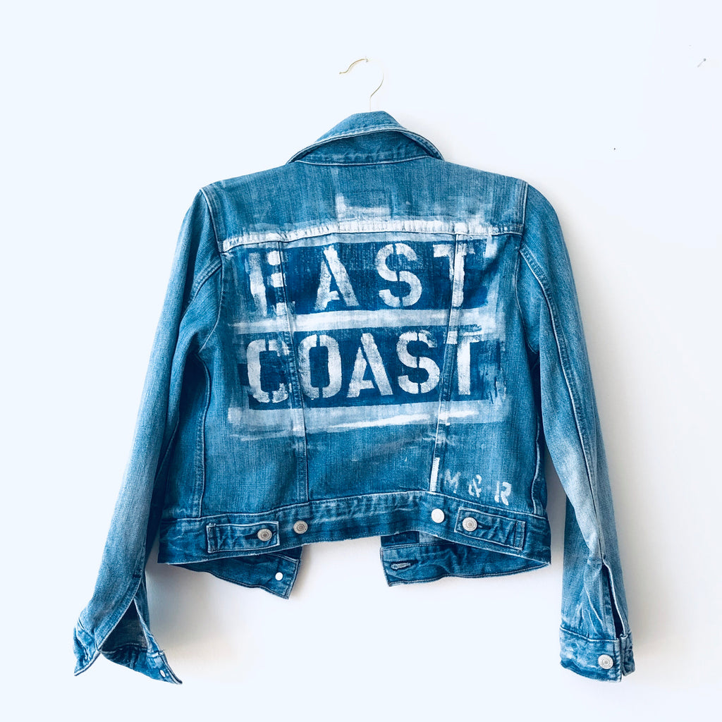 EAST COAST DENIM JACKET - MEDIUM