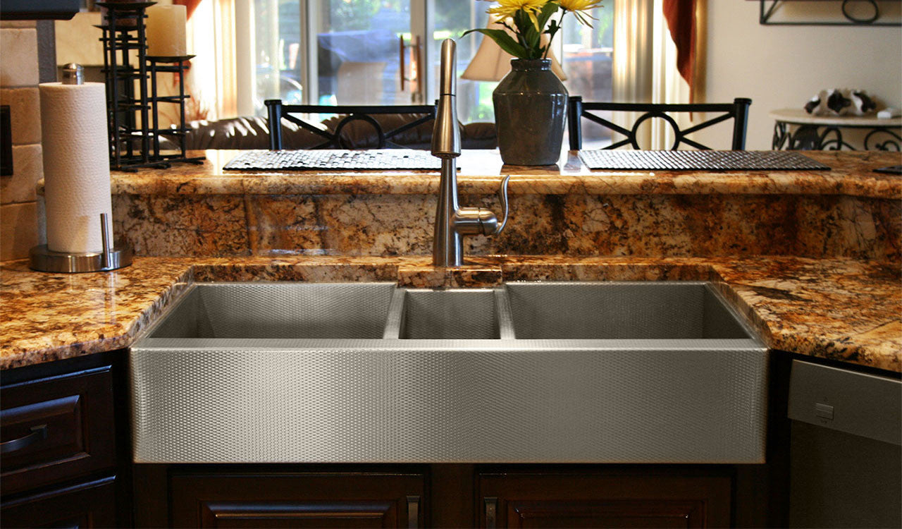 custom copper stainless steel custom sink usa