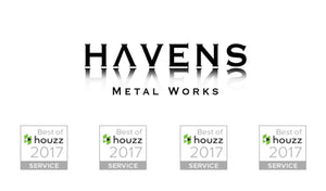 Best of Houzz 2017: Havens Metal