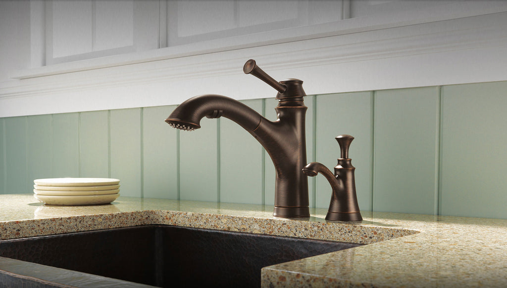 Luxury Kitchen Faucets By Brizo