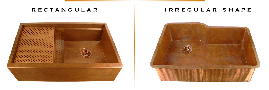 custom copper sink usa
