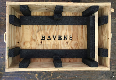 havens metal sink crate usa