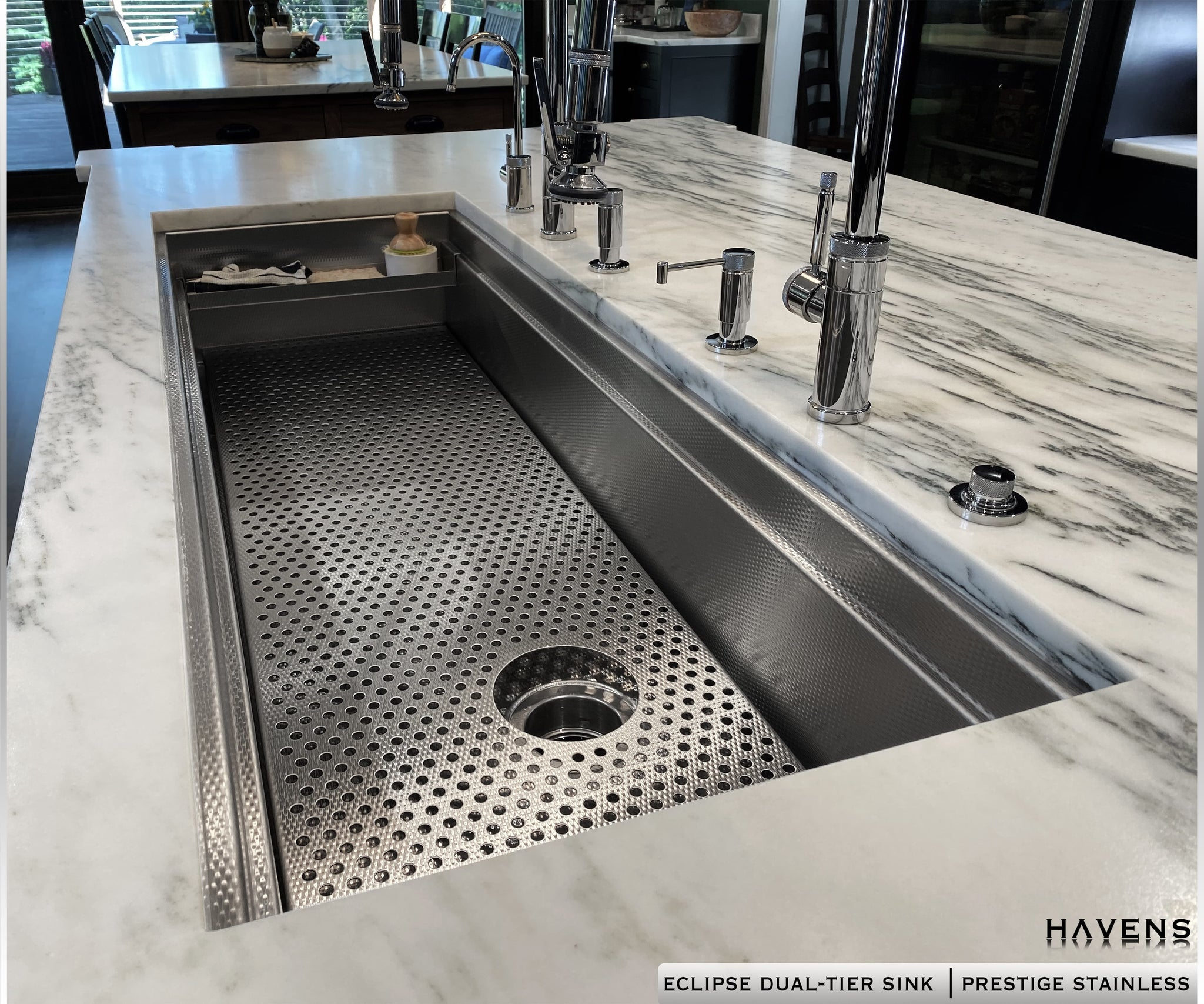 Stainless Steel Sink Basin Grate