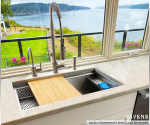 Pro Chef Package | 8 Sink Accessories