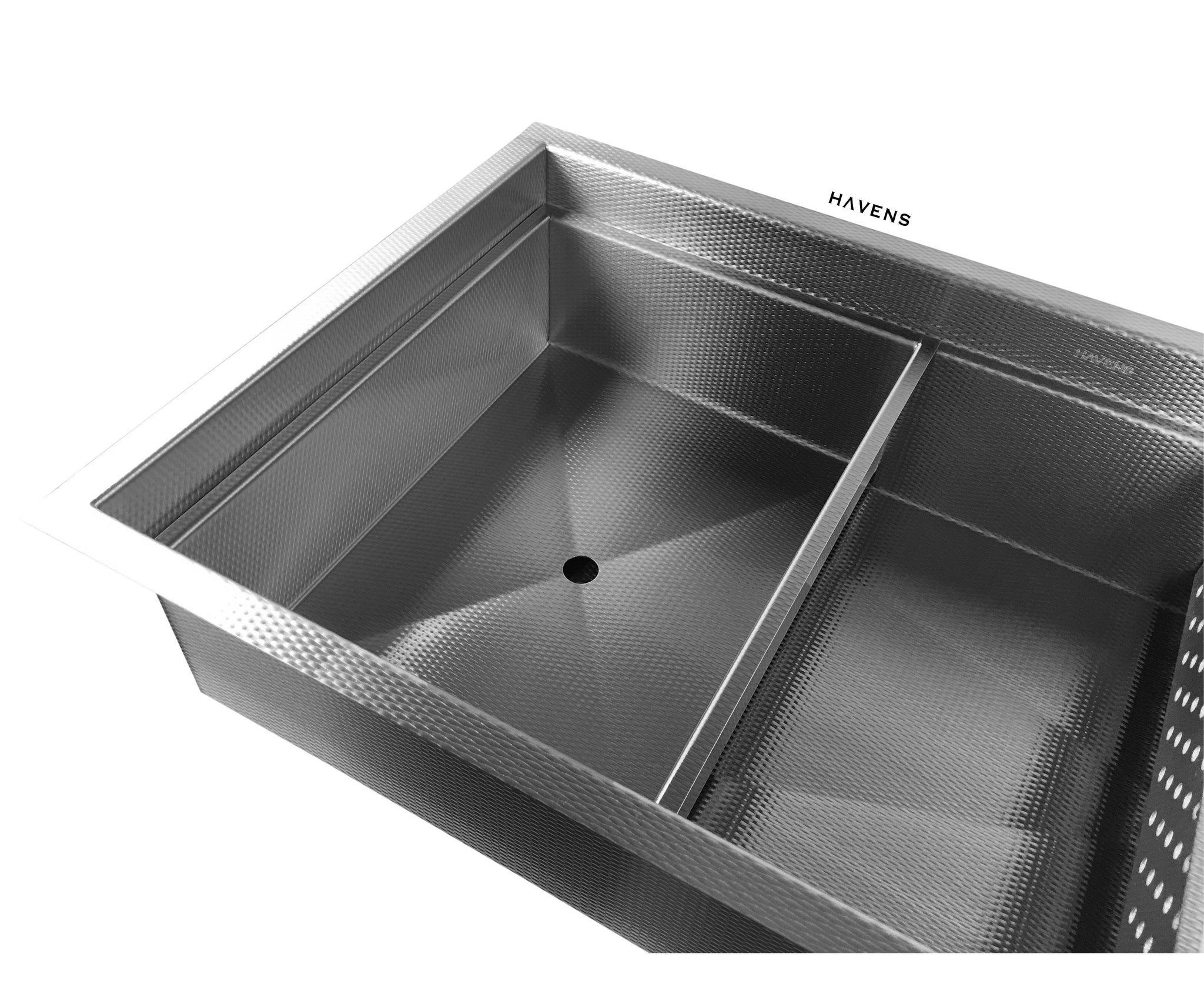 Accessory - Stainless Steel Sink Drop-In Bowl