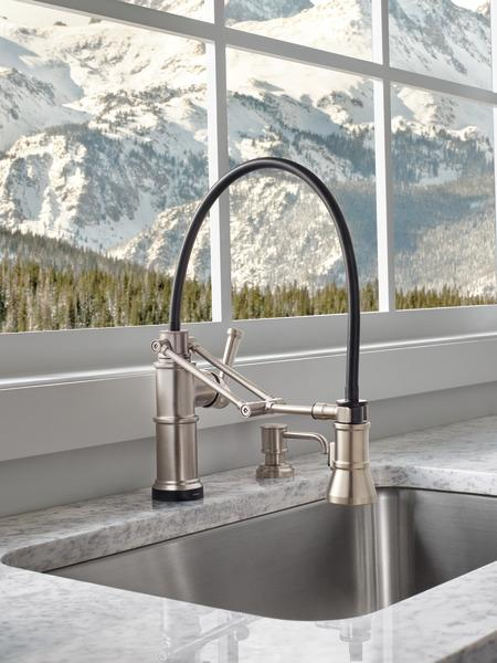 Luxury Kitchen Faucets By Brizo Havens Luxury Metals