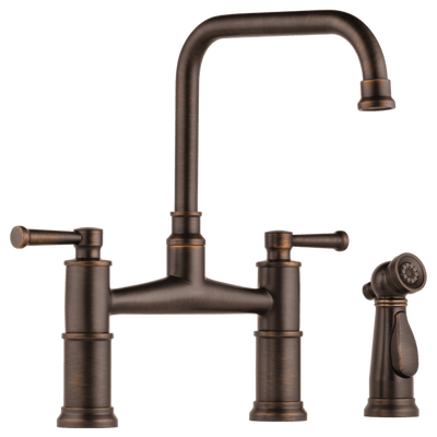 Luxury Kitchen Faucets By Brizo Havens Metal