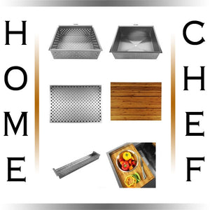Home Chef Package | 5 Sink Accessories