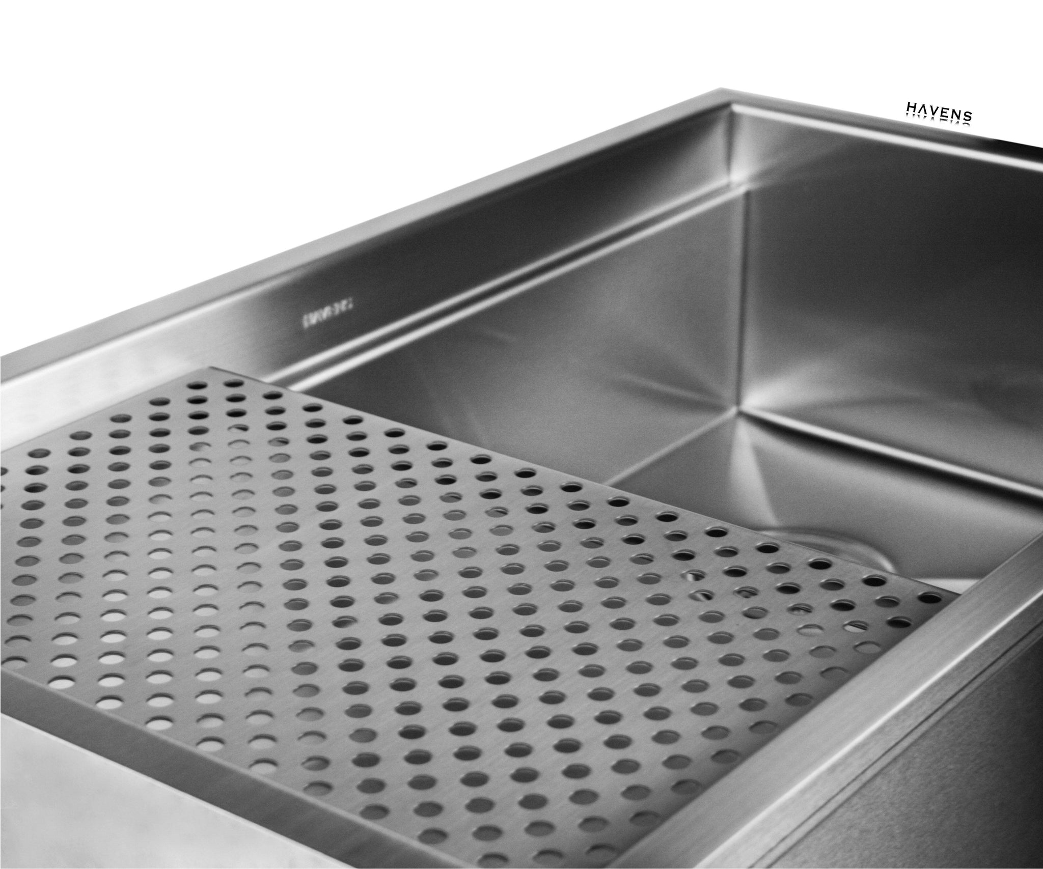 Legacy - Legacy Brushed Stainless Steel Sink - Undermount