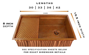 Legacy - Legacy Copper Sink