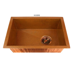 Magnus - Magnus Copper Sink - Undermount
