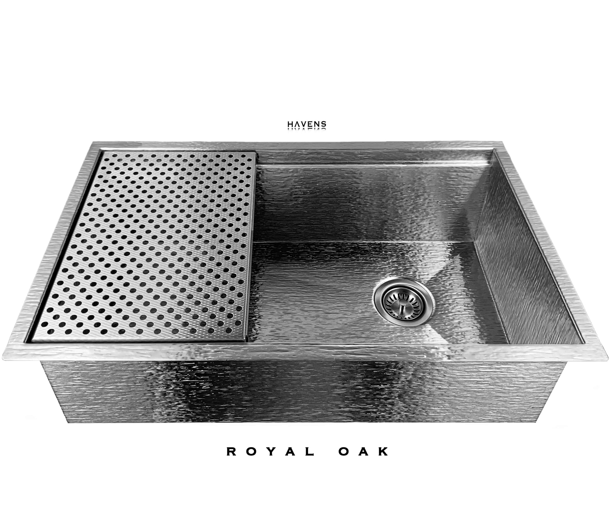 Legacy Undermount Sink - Royal Oak Stainless