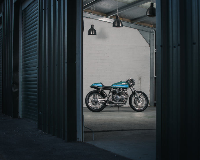 BikeEXIF Feature | Forged From Passion: A Blacksmith's take on the Z650