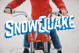 SnowQuake & The Deus Swank Rally 2018