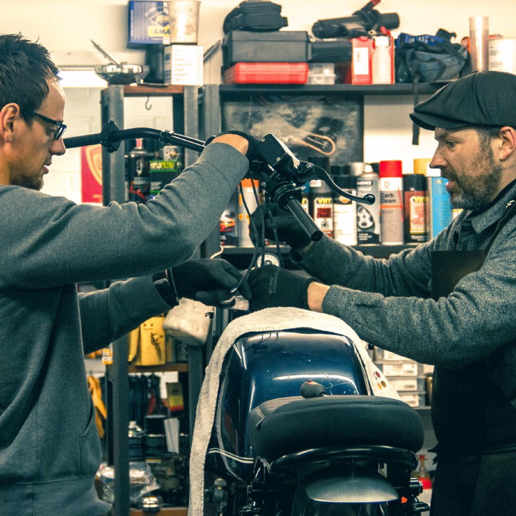 1-Day Workshop | Foundry Motorcycle