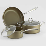 Hive 5 Piece Non-Stick Cookware Set
