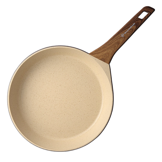 "Marbellous 11"" Frying Pan and Skillet"