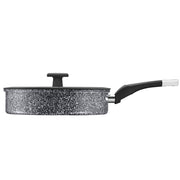 "Stonetec 11"" Saute Pan with Glass Lid"