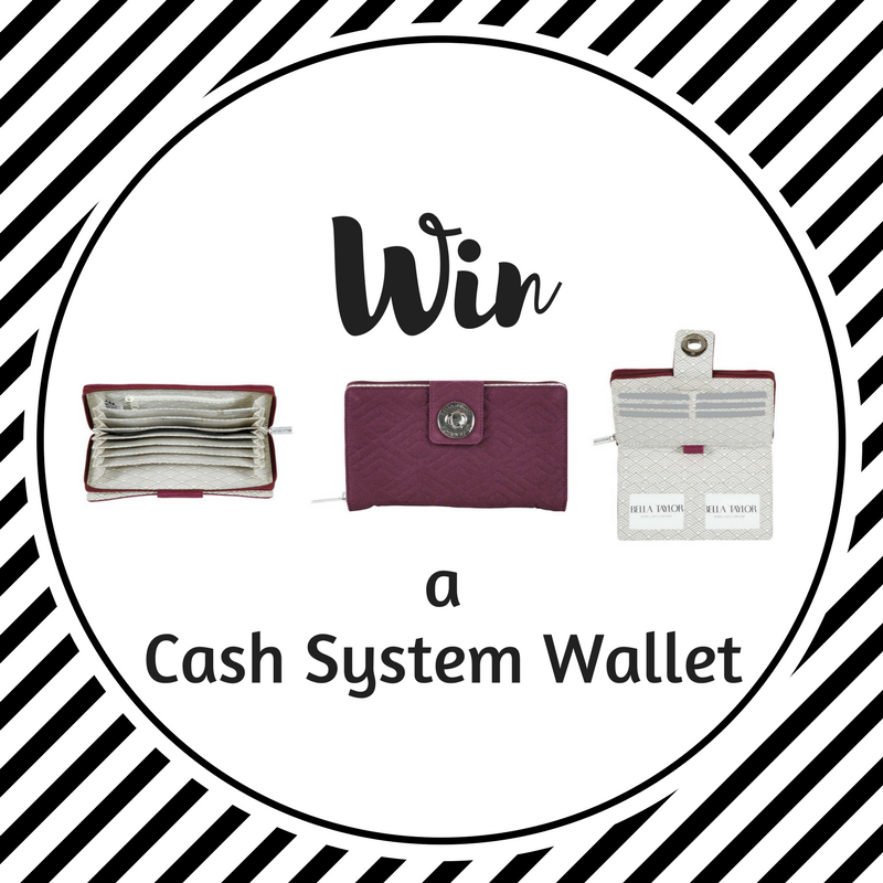 Fall into Savings and WIN a Cash System Wallet!
