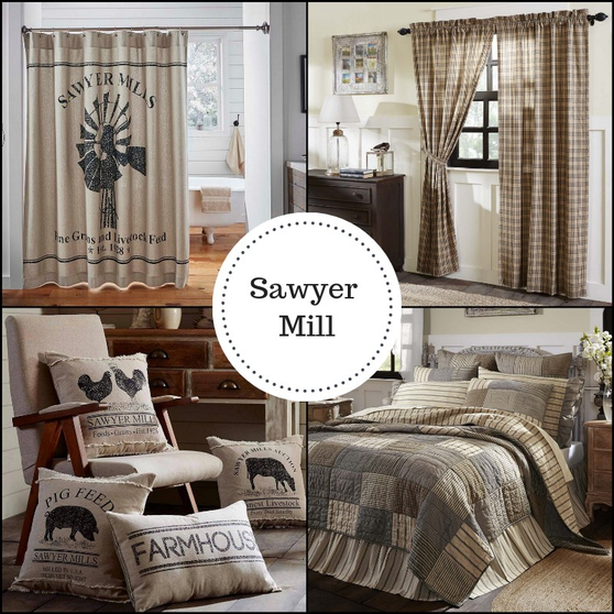 The Sawyer Mill Charcoal Collection