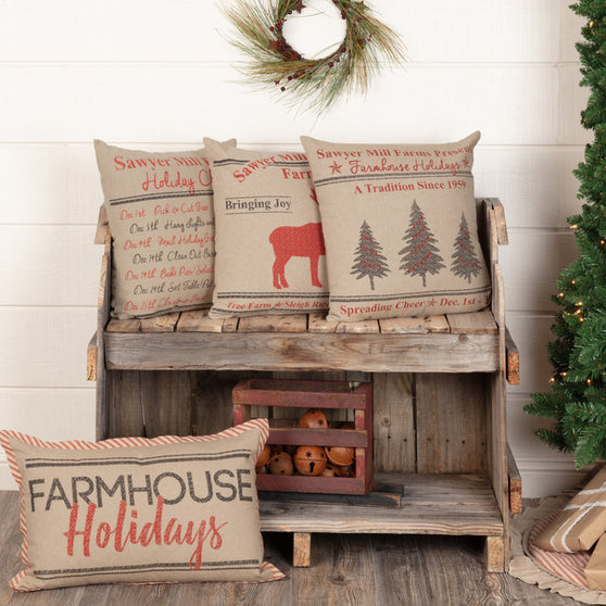 The Farmhouse Holidays Collection