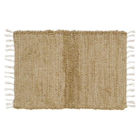 The Burlap Natural Rug Collection