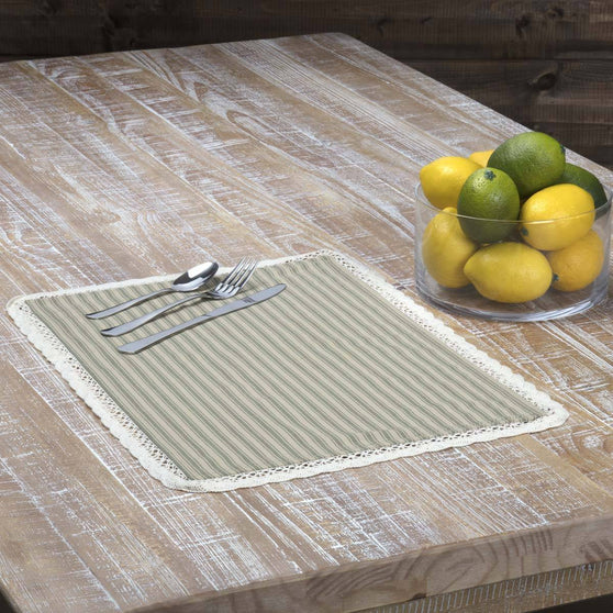 The Kendra Stripe Tabletop Collection