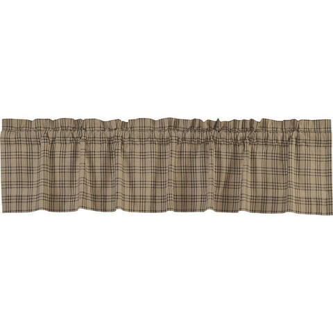 The Sawyer Mill Charcoal Curtain Collection