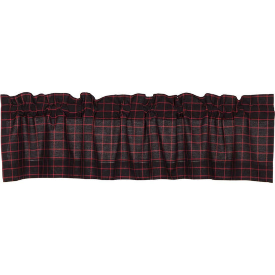 The Glennock Plaid Curtain Collection