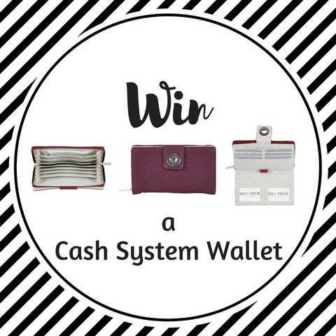 Win a Cash System Wallet at The BitLoom Co.